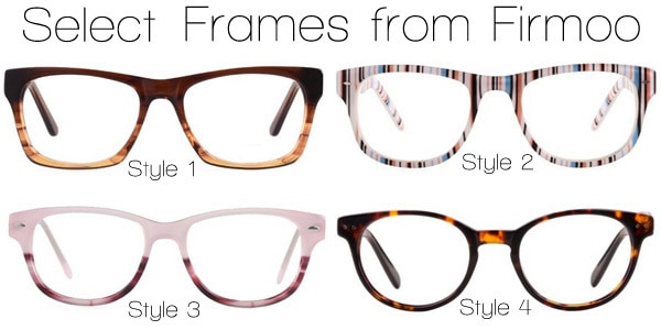 Stylish Glasses from Firmoo