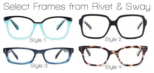 Trendy Glasses from Rivet & Sway