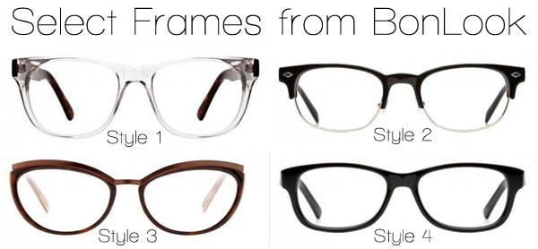 Trendy Glasses from BonLook