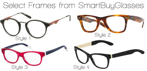 Trendy Glasses from SmartBuyGlasses