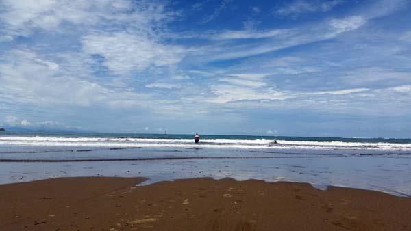 Uvita Beach in Costa Rica