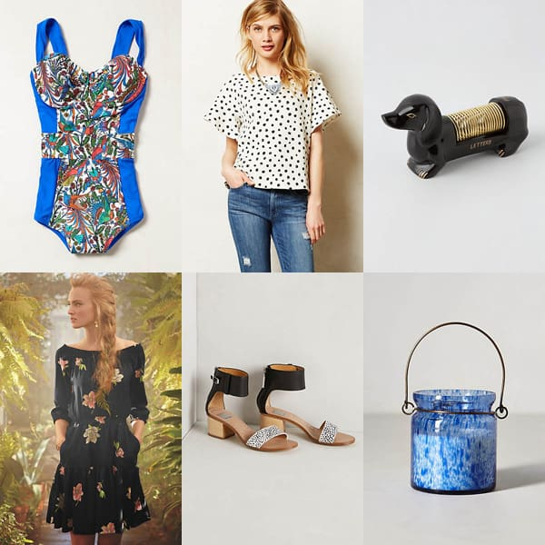 Anthropologie Summer Tag Sale