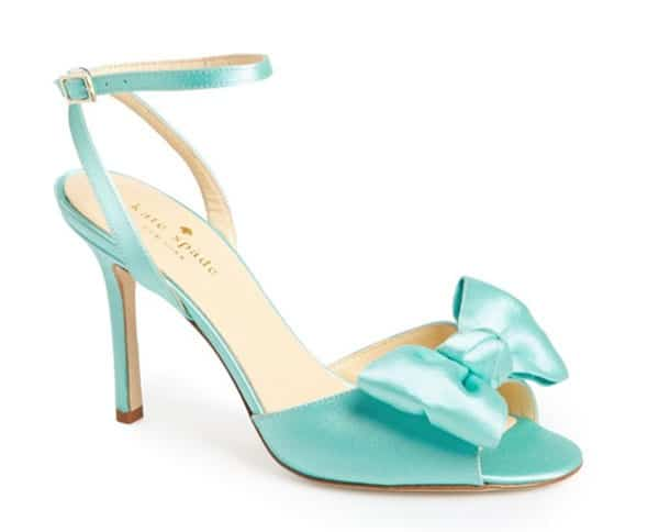 10 pairs of tiffany blue wedding shoes shop girl daily kate spade ilexa tiffany blue wedding shoe junglespirit Gallery