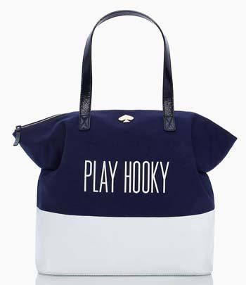 Kate Spade Play Hooky Tote