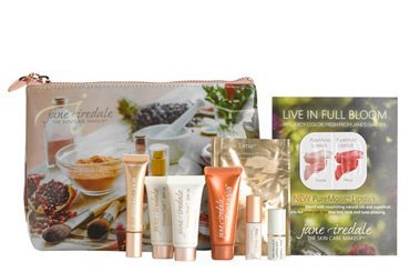 Jane Iredale free gift with purchase