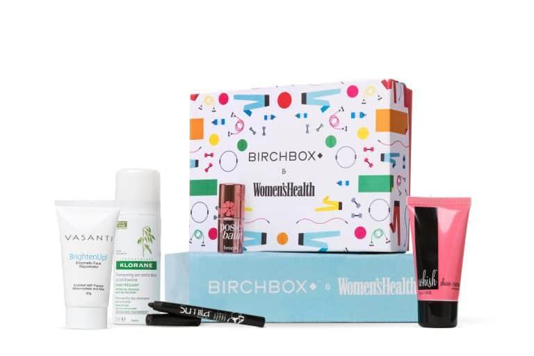 Women's Health Birchbox - July 2014