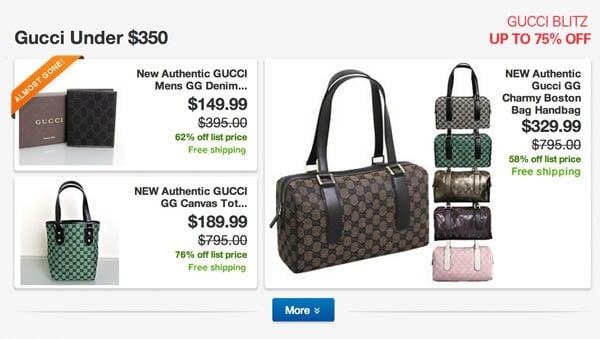 Ebay Gucci Sale
