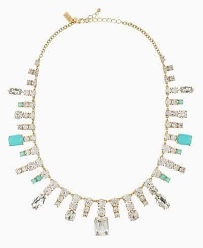 Kate Spade Opening Night Spray Necklace
