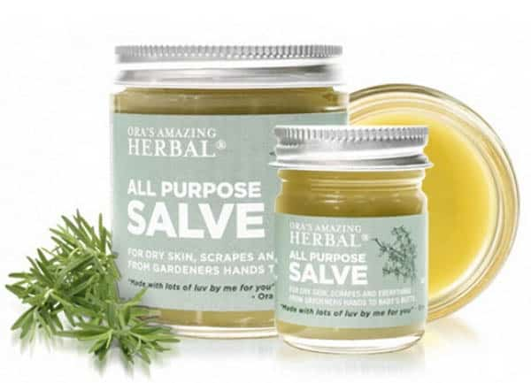 Ora's Amazing Herbal All-Purpose Salve