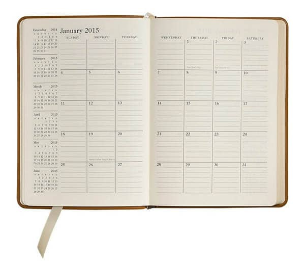 Graphic Image Calendar
