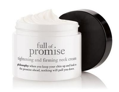 Philosophy Full of Promise Tightening and Firming Neck Cream
