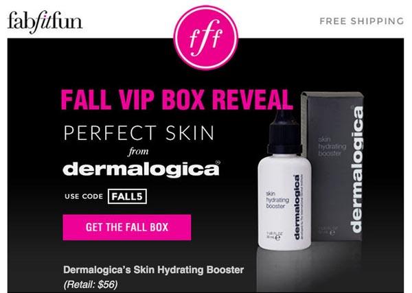 FabFitFun VIP Box Sneak Peek