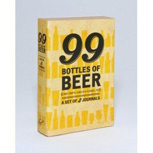 99 Bottles Of Beer Journal Set