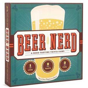 Beer Nerd Trivia Game