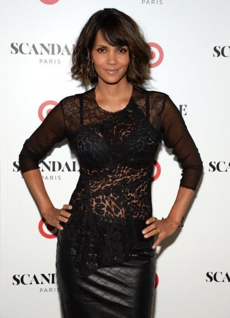 Halle Berry Scandale Paris