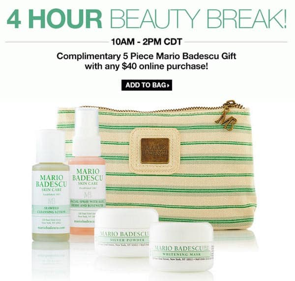 ULTA Beauty Break