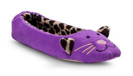 Target Kitty Slippers