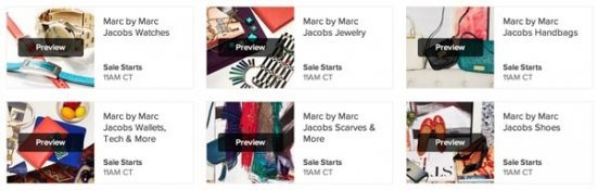 Marc by Marc Jacobs Sale