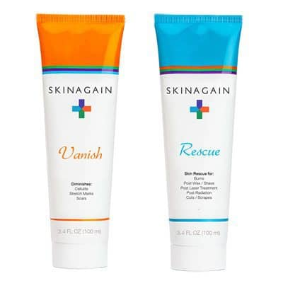 SkinAgain Vanish and Rescue