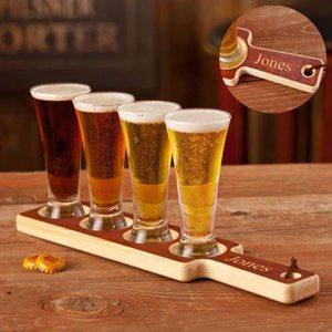 Beer Flight Tasting Set
