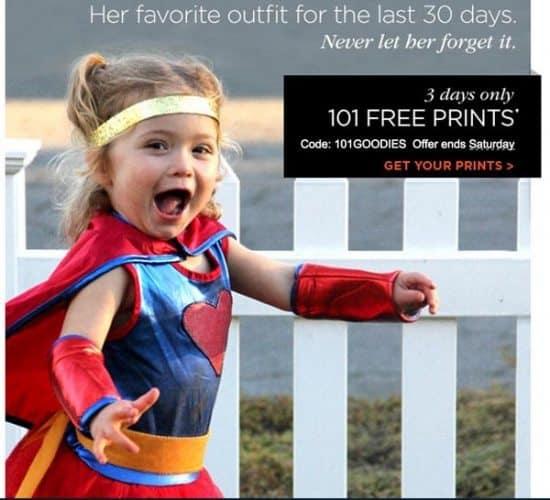 Shutterfly Free Photo Prints