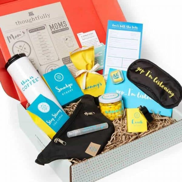Mom's Survival Gift Box