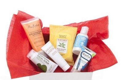 Target Beauty Box Naturals