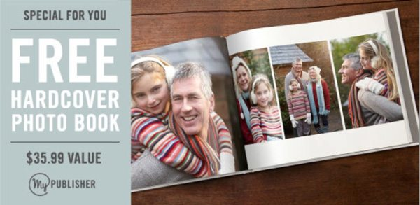 my publisher photo book ideas - Last Minute Gift Idea Free Hardcover Book from My