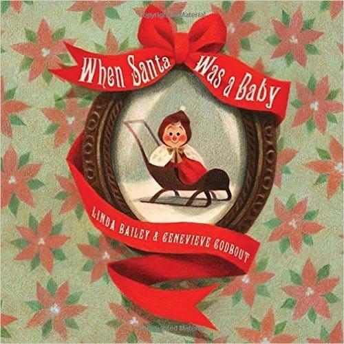 When Santa was a Baby