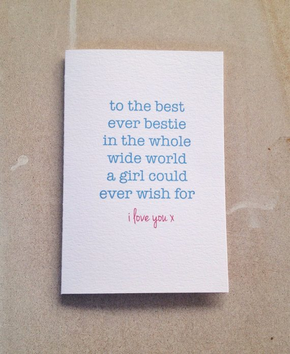 14 Valentines Day Cards for Your BFF  Shop Girl Daily