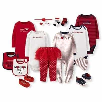 Our Favorite Valentine S Day Onesies Shop Girl Daily