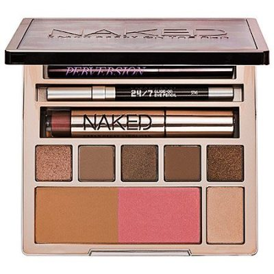 Beauty Reviewed: Urban Decay Naked On The Run Palette