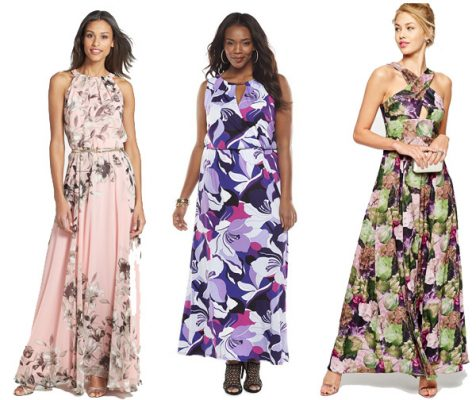 Wedding Wednesday Floral Dresses To Wear Spring Summer Weddings
