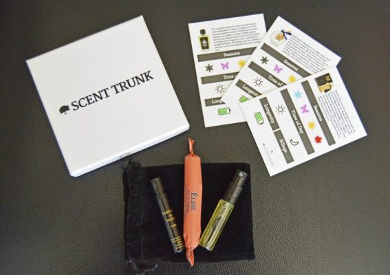 Scent Trunk Review: A Fragrance Subscription Box