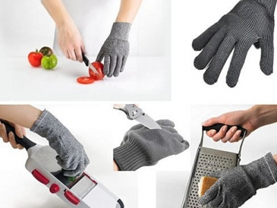 Treat Yourself: Cut Resistant Glove