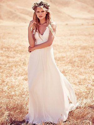 Free People Launches Line Of Wedding Dresses