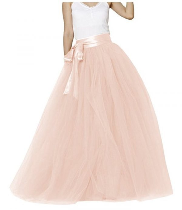 Knee High Tulle Dress
