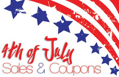 4th Of July Sales And Coupons
