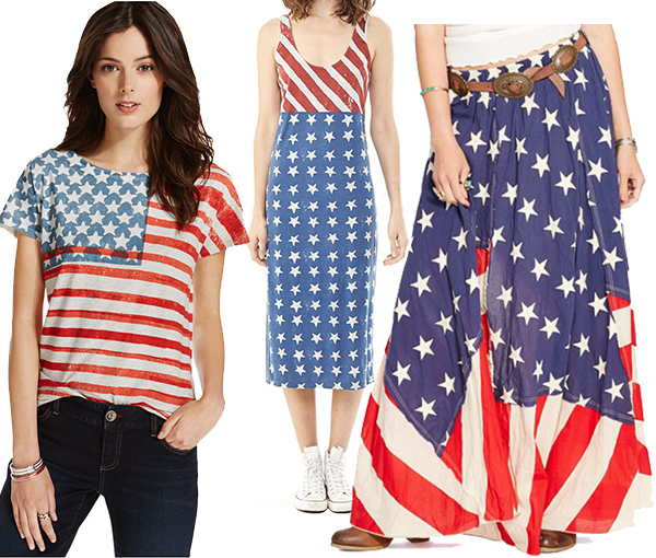 4th of july clothing stores