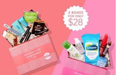 Birchbox CEW Beauty Boxes