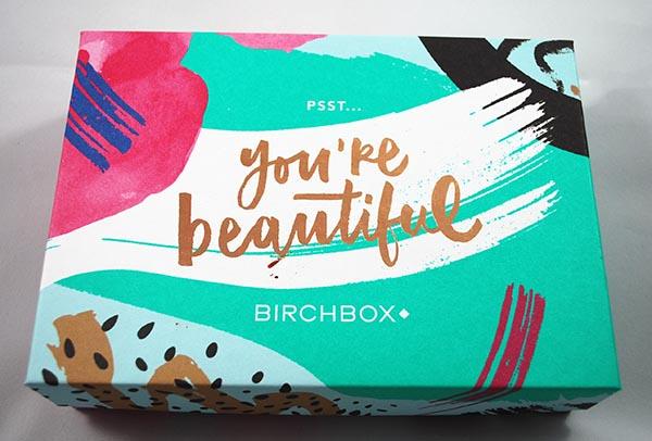 September 2015 Birchbox