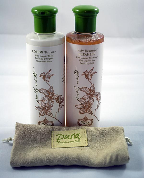 Pura Botanica Freshly Minted Body Combo Set