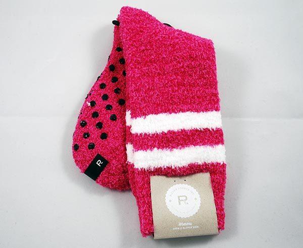 Richer Poorer Hope Slipper Socks