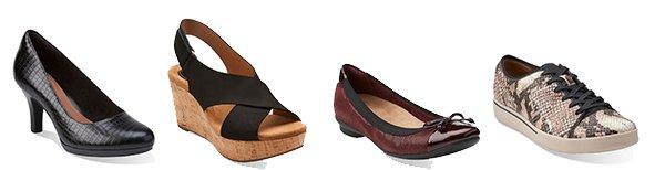 Clarks Wide Width Shoes