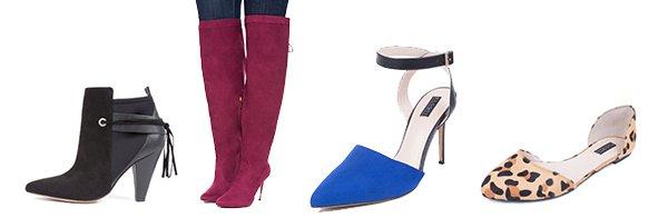 Eloquii Wide Width Shoes