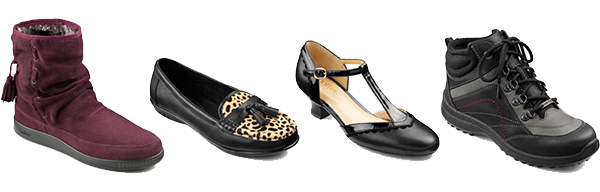Wide Width Shoes from Hotter Shoes