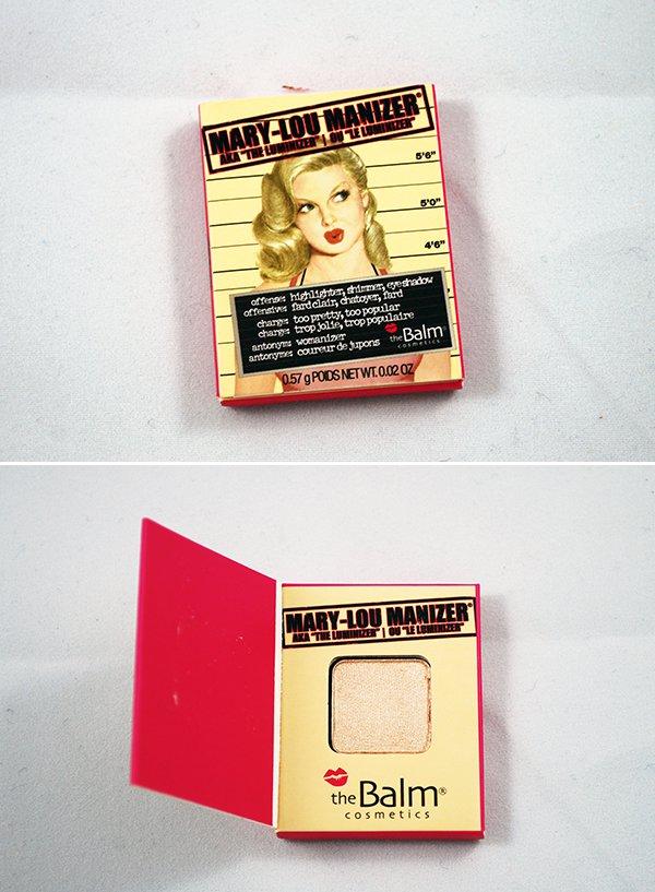 theBalm Cosmetics Mary-Lou Manizer