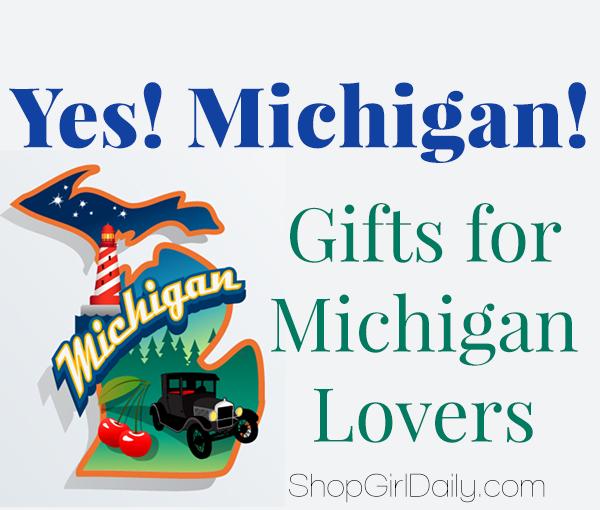 Michigan Gift Ideas
