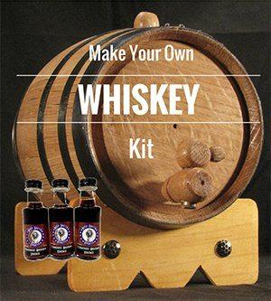 Gift Idea: Whiskey Making Kit