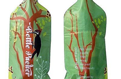 Reusable Wine Bottle Protectors